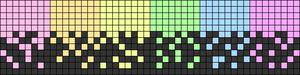 Alpha pattern #36103 variation #162053