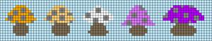 Alpha pattern #89754 variation #162084