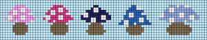 Alpha pattern #89754 variation #162088