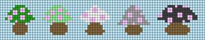 Alpha pattern #89754 variation #162090