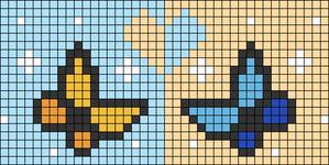Alpha pattern #89770 variation #162228