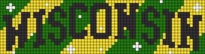 Alpha pattern #73930 variation #162248