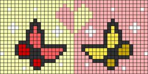 Alpha pattern #89770 variation #162253