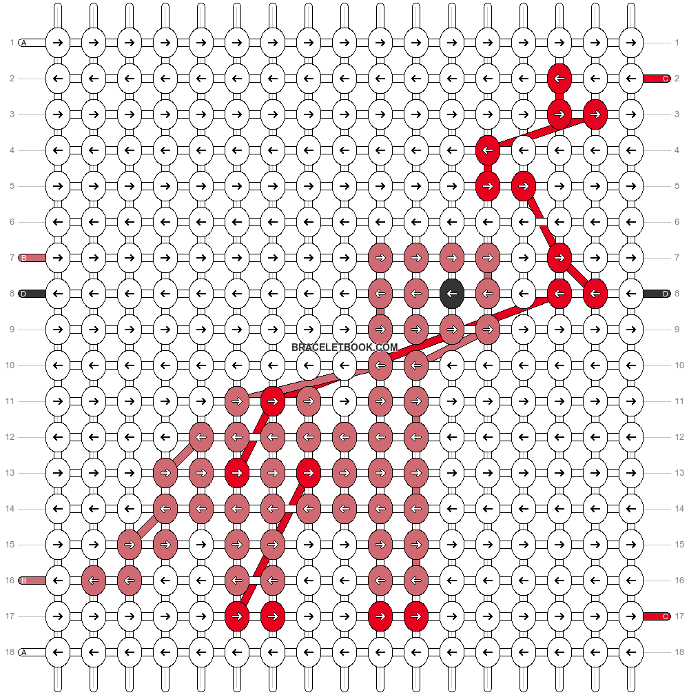 Alpha pattern #70348 variation #162255 pattern