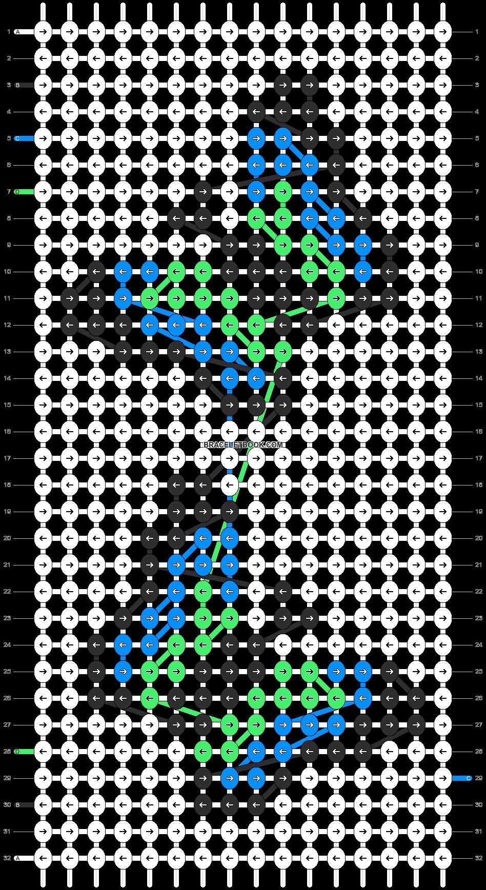 Alpha pattern #80563 variation #162263 pattern