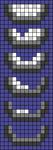 Alpha pattern #89809 variation #162266
