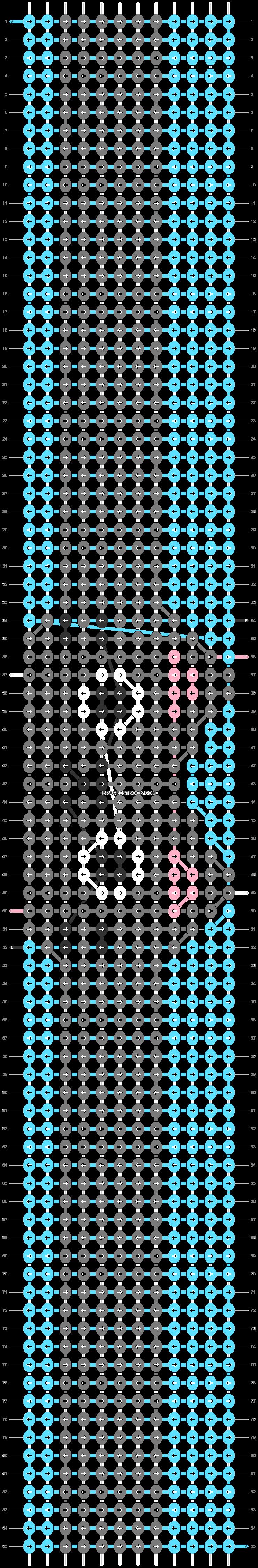Alpha pattern #89842 variation #162269 pattern