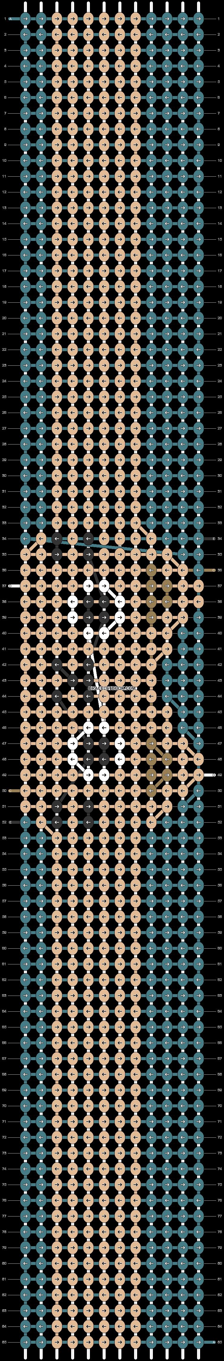 Alpha pattern #89842 variation #162270 pattern