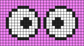 Alpha pattern #89729 variation #162275