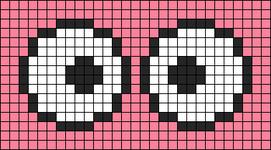 Alpha pattern #89729 variation #162276