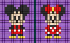 Alpha pattern #89656 variation #162345