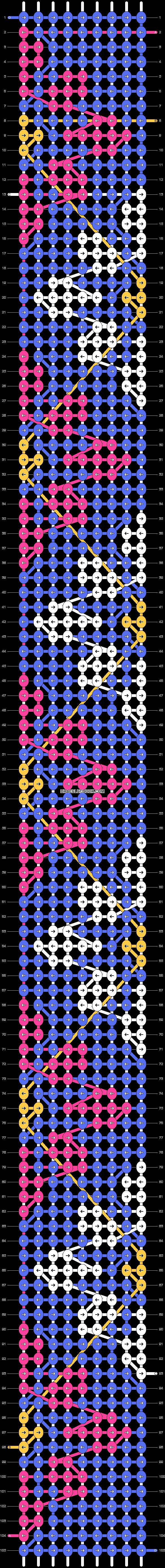 Alpha pattern #85274 variation #162356 pattern