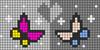 Alpha pattern #89770 variation #162452