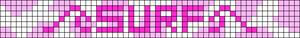 Alpha pattern #89861 variation #162496