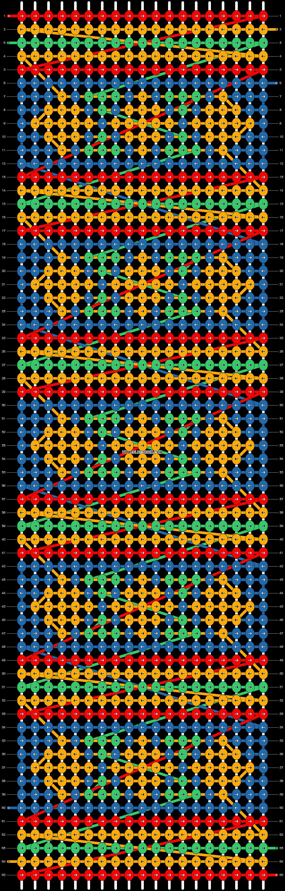 Alpha pattern #89926 variation #162532 pattern
