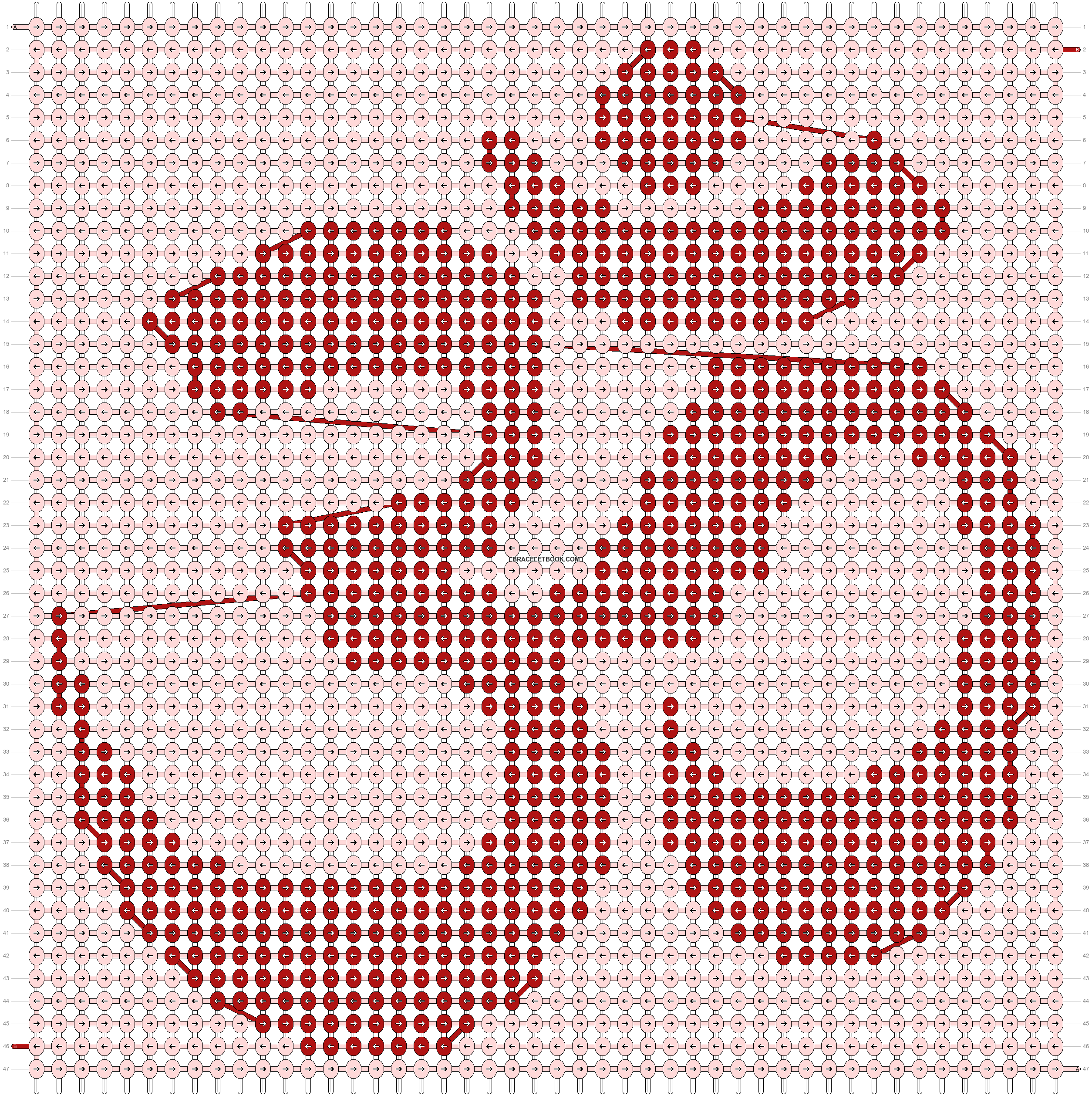 Alpha pattern #89916 variation #162554 pattern