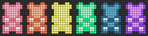 Alpha pattern #89804 variation #162575