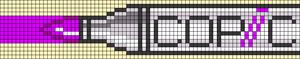 Alpha pattern #89928 variation #162641