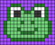 Alpha pattern #89913 variation #162665