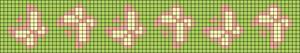 Alpha pattern #80562 variation #162685