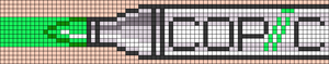 Alpha pattern #89928 variation #162693