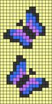 Alpha pattern #80563 variation #162728