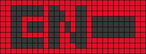 Alpha pattern #72545 variation #162768