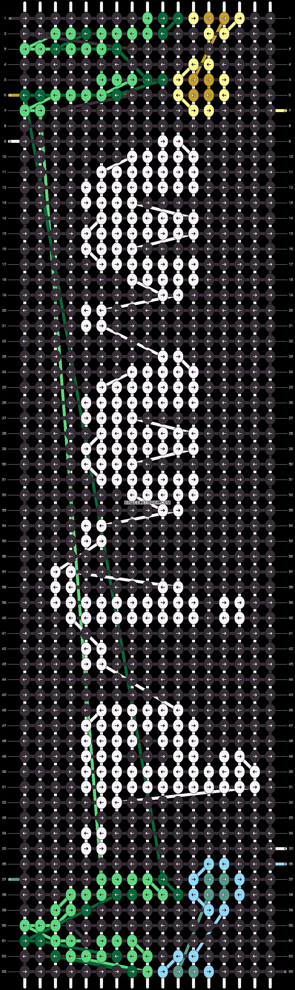 Alpha pattern #77150 variation #162786 pattern