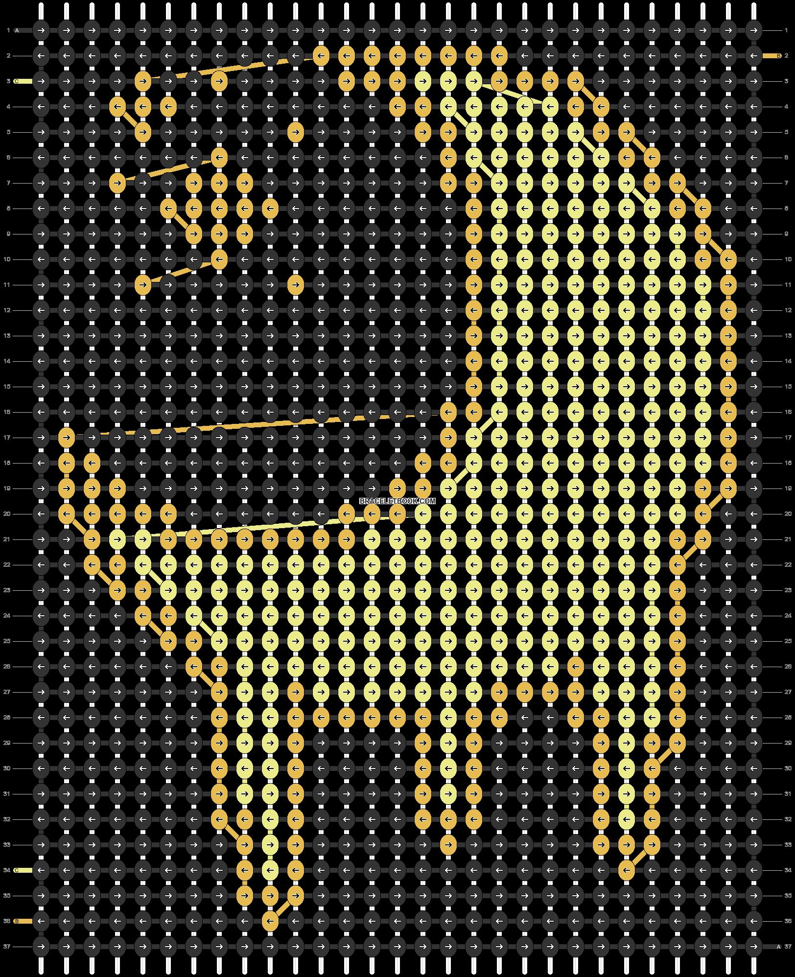 Alpha pattern #50427 variation #162797 pattern