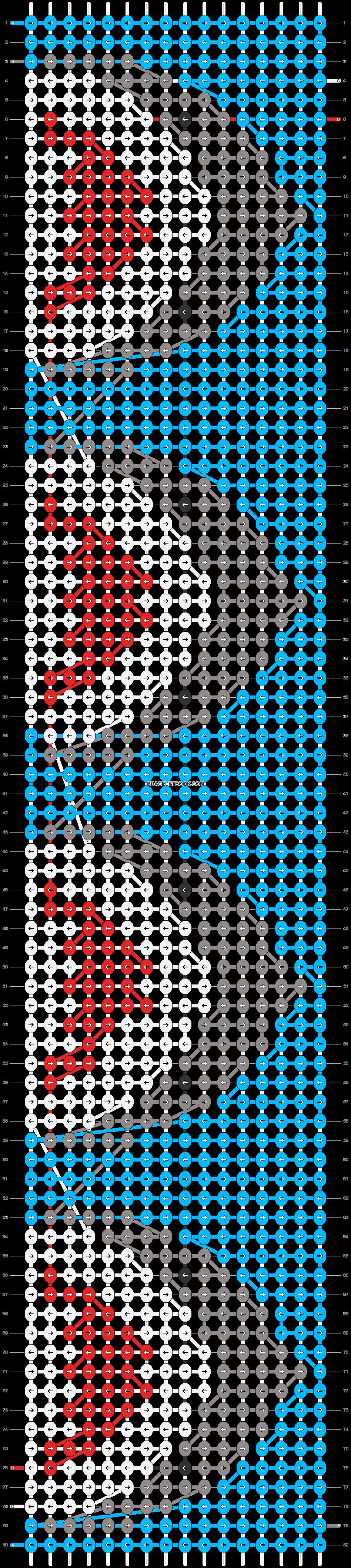 Alpha pattern #22139 variation #162799 pattern