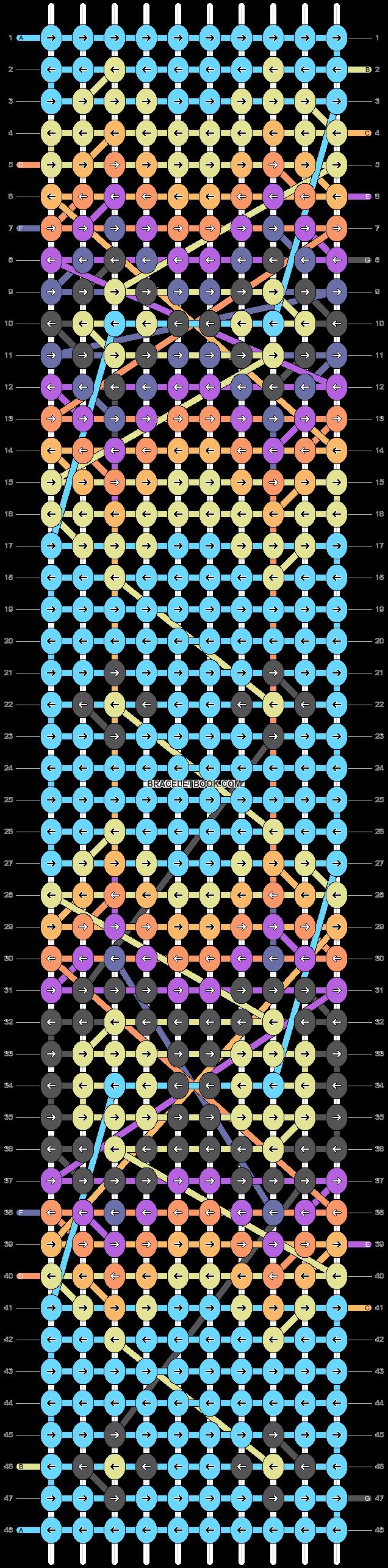 Alpha pattern #88648 variation #162800 pattern