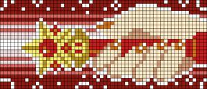 Alpha pattern #90001 variation #162834