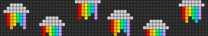 Alpha pattern #89642 variation #162894