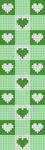 Alpha pattern #89998 variation #162895