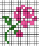 Alpha pattern #39182 variation #162958