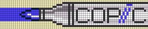 Alpha pattern #89928 variation #163020