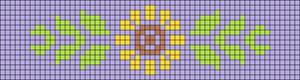 Alpha pattern #80295 variation #163075