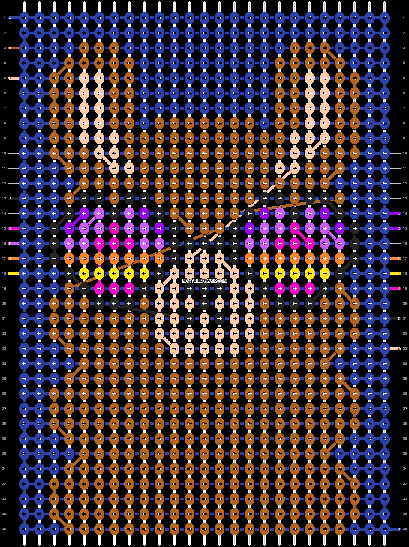 Alpha pattern #55529 variation #163110 pattern