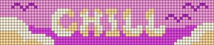 Alpha pattern #90132 variation #163112