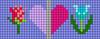 Alpha pattern #90175 variation #163153