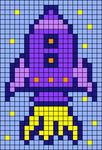 Alpha pattern #77646 variation #163237