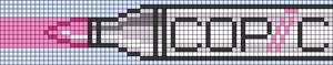 Alpha pattern #89928 variation #163259