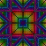 Alpha pattern #87197 variation #163272