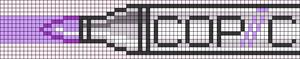 Alpha pattern #89928 variation #163312
