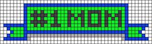 Alpha pattern #51982 variation #163387