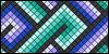 Normal pattern #90326 variation #163417