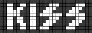 Alpha pattern #73629 variation #163426