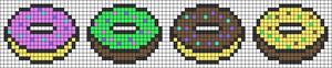 Alpha pattern #21871 variation #163431