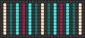 Alpha pattern #25493 variation #163441