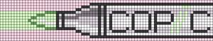 Alpha pattern #89928 variation #163444